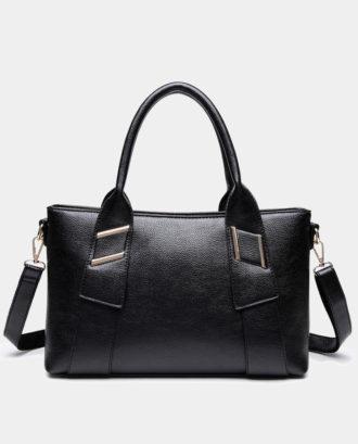 μαύρη τσάντα - KENNEDY SHOES c5bc9c9a329